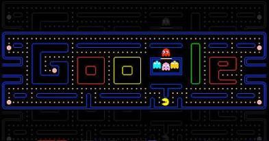 PAC-MAN_Google