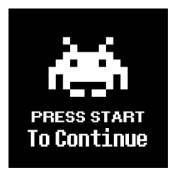 Press Start Button