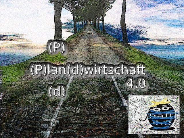 (P)lan(d)wirtschaft 4.0