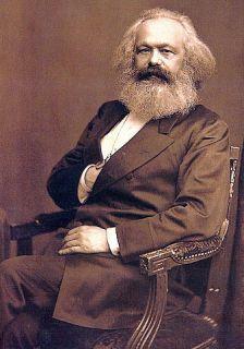 Karl Marx, † 14. März 1883 war ein deutscher Philosoph, Ökonom, Gesellschaftstheoretiker