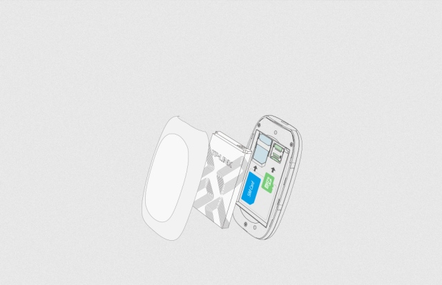 TP- Link M5250 - 3G Mobile Wi- Fi