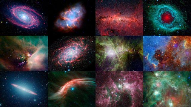 Das Spitzer-Weltraumteleskop (engl. Spitzer Space Telescope, SST), früher SIRTF (von engl. Space Infrared Telescope Facility) genannt, ist ein nach dem Astrophysiker Lyman Spitzer[1] benanntes Infrarotteleskop